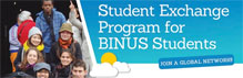 Student Exchange BINUS