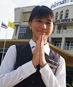 Stella Nathalia, BINUS, Exchange, Chonbuk, Prince Songkla, Thailand