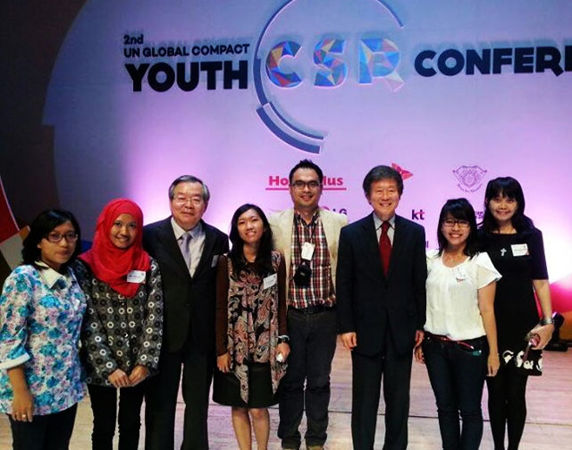 BINUS Youth CSR-Conference