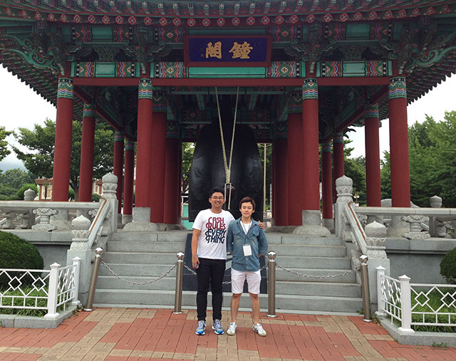 Kevin Wira: Korean Summer School to Dong-A University, South Korea