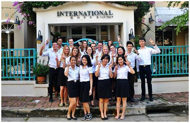 Rio BINUS Exchange Study Mahidol