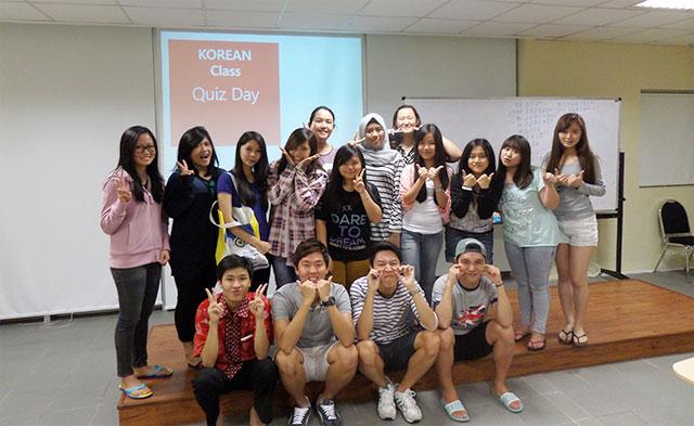 Dzeko, Dong-A University, South Korea, BINUS