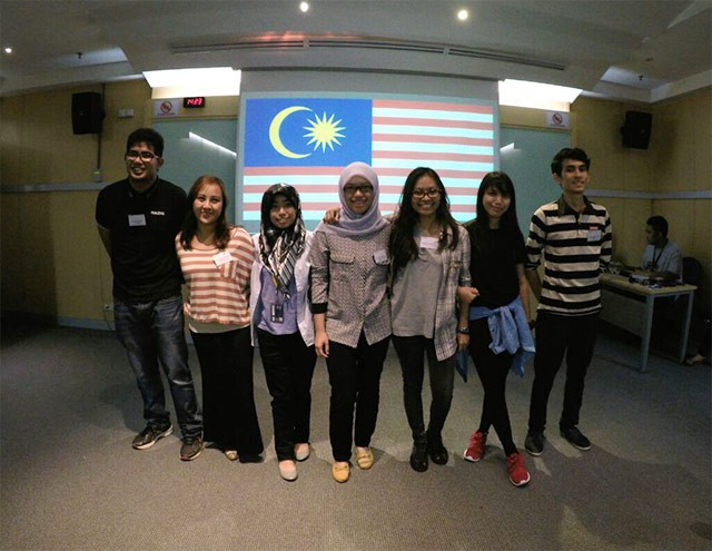 Mohamad Haziq Bin Mohamad Roslan, Universiti Teknologi MARA, Malaysia, Exchange, Student, BINUS