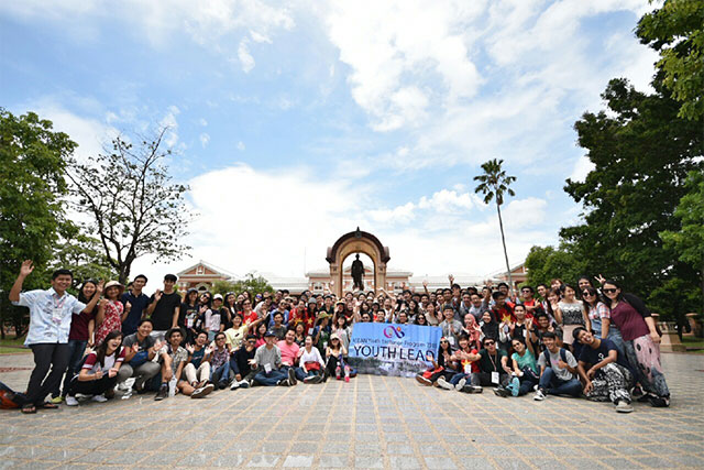 Elizabeth Charlotte Widjojo: ASEAN Youth Exchange Program 2015 at Chulalongkorn University, Thailand