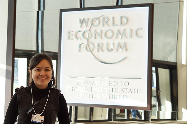 alanda-kariza-at-world-economic-forum