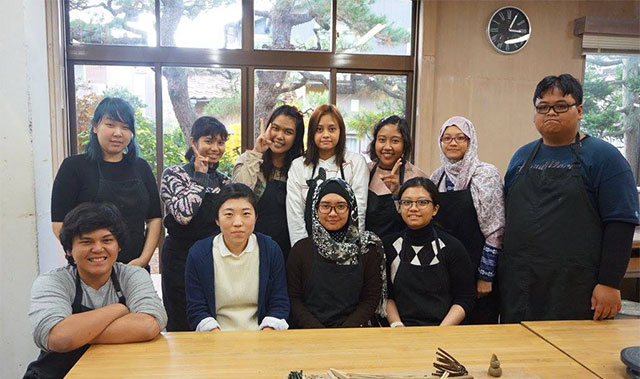 Annisa Yulina: Short Course at Ishikawa Foundation for International Exchange, Japan