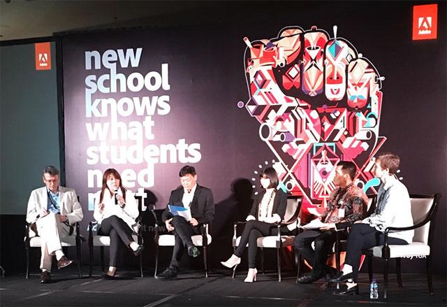 BINUS UNIVERSITY Building Global Bridges for Excellent Design Education