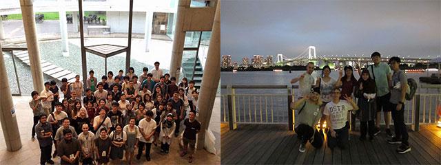 Ronaldo: Japanese Summer Program at Tokyo Metropolitan University