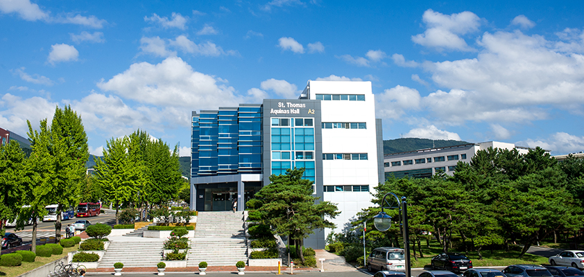 catholic univ of daegu