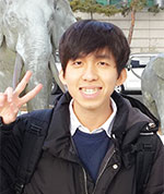 Emmanuel Vernando, Information System Audit Exchange at Dongguk University, South Korea (Spring 2014)