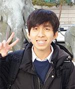 Emmanuel Vernando, Information System Audit Exchange at Dongguk University, South Korea (Spring 2014)