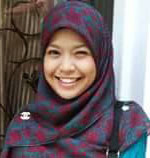 Amal Wafa, International Business University Technology MARA (UiTM), Malaysia (Fall 2014)