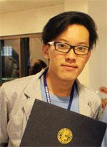 Yos Steven, Management ASEAN in Today's World (AsTW) 2013 at Ateneo De Manila University, The Phillipines (Feb 2013)