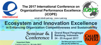 BINUS UNIVERSITY Calls for Submission of Research Papers for iCOPE 2017