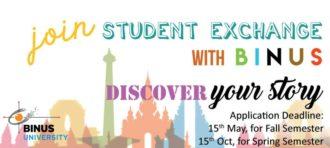 STUDENT EXCHANGE/STUDY ABROAD