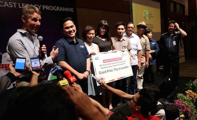 film - Asian Games Vignette Competition
