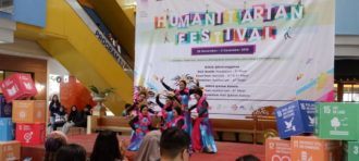 BINUS UNIVERSITY Hosts Humanitarian Festival 2018