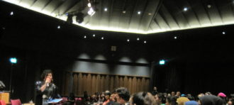 BINUS UNIVERSITY and IHS Delivered An Evening Lecture