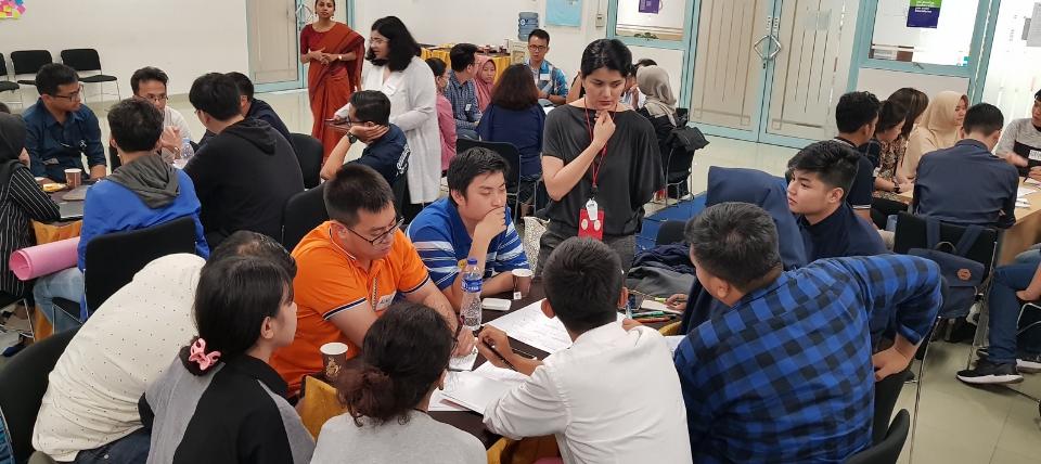 International Students' Testimonial