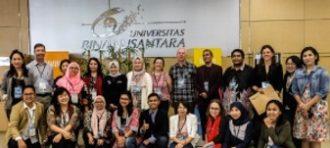 BINUS UNIVERSITY Hosts Partners Day