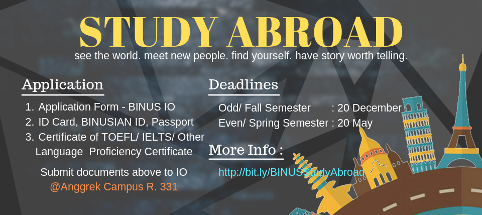 Short Course Abroad 2020