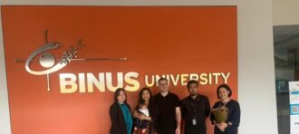 BINUS Collaborates with Singapore Polytechnic for LeX Program 2019
