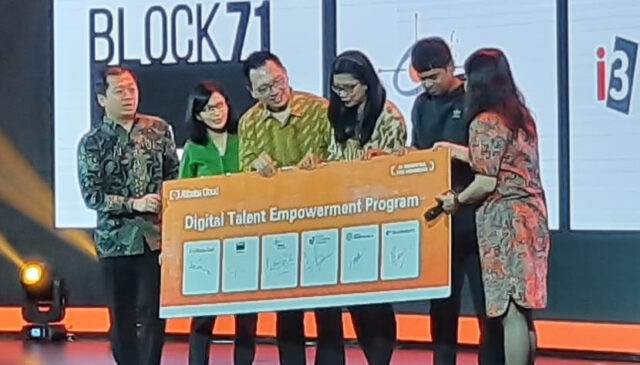 "BINUS University Partners with Alibaba to Offer ""Digital Talent Empowerment Program"""