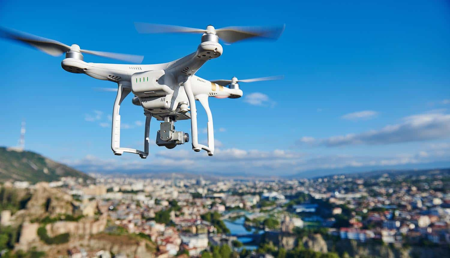 BINUS University Research on Using Drone for First Aid in Emergency Situations
