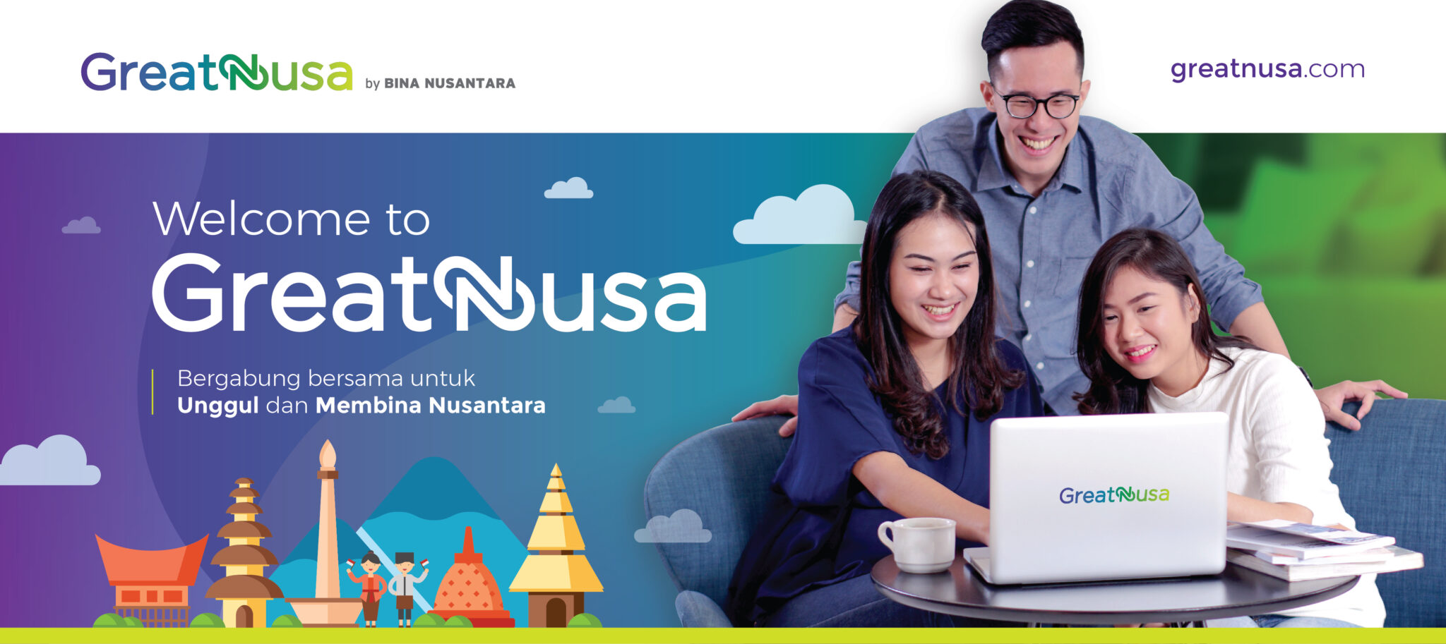 Build Your Future with GreatNusa