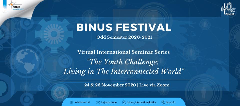 BINUS Festival Odd Semester 2020/2021