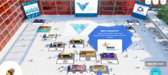 BINUS Education Virtual Expo (BEVE) 2021